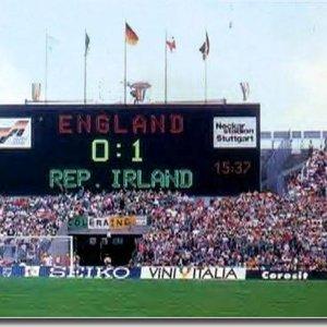 Imagem de 'The 1990 Irish World Cup Squad'