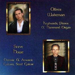 Image for 'Oliver Wakeman & Steve Howe'