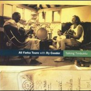 Image for 'Ali Farka Touré/Ry Cooder'