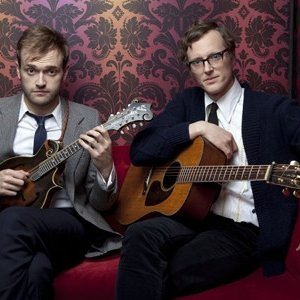 Image for 'Chris Thile & Michael Daves'