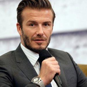 Image pour 'David Beckham'