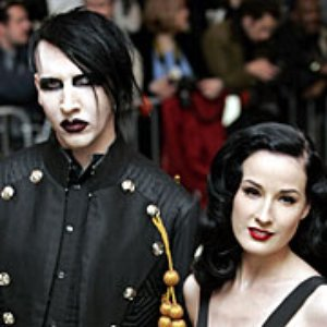 Image for 'Marilyn Manson feat. Dita Von Teese'
