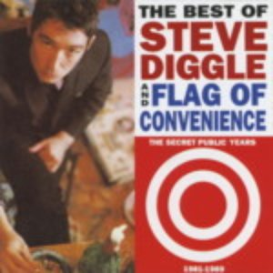 Image for 'Steve Diggle & The Flag of Convenience'