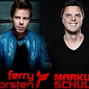 Image pour 'Markus Schulz vs. Ferry Corsten'