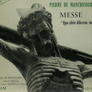 Image for 'Pierre de Manchicourt'