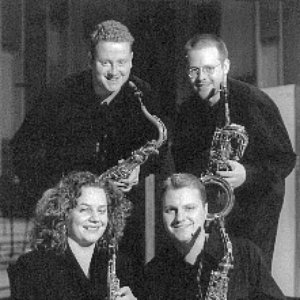 Image for 'Adelphi Saxophone Quartet'