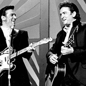 Image for 'Johnny Cash;Waylon Jennings'