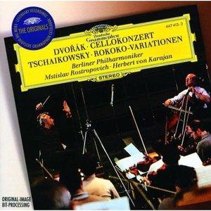 Imagen de 'Mstislav Rostropovich; Herbert von Karajan: Berlin Philharmonic Orchestra'