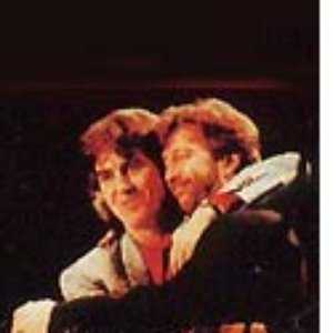 Image for 'George Harrison & Eric Clapton (live)'