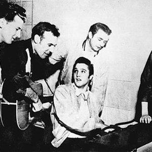 Image for 'Johnny Cash, Elvis Presley, Jerry Lee Lewis and Carl Perkins'