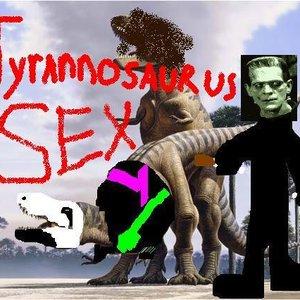 Imagem de 'Tyrannosaurus Sex'