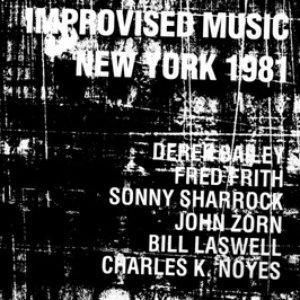 Image for 'derek bailey, fred frith, sonny sharrock, john zorn, bill laswell, charles k. noyes'