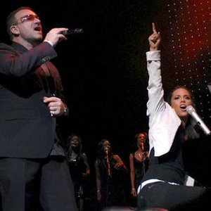 Immagine per 'Bono & Alicia Keys'