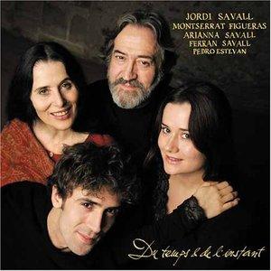 Image for 'Montserrat Figueras, Jordi Savall, Arianna Savall, Ferran Savall, Pedro Estevan'