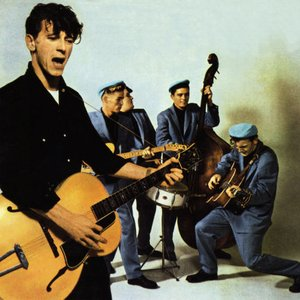 Image pour 'Gene Vincent & His Blue Caps'