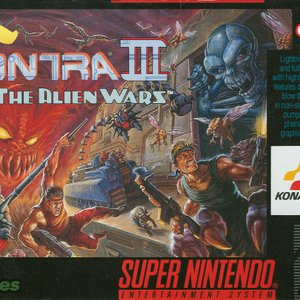 Image for 'Contra III: The Alien Wars'