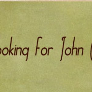 Image for 'Looking For John G'