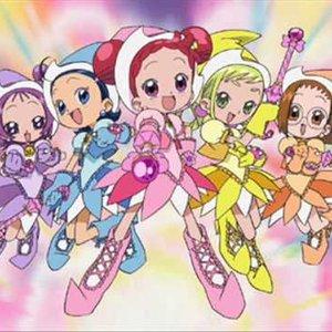 Bild für 'MAHA-dou (Chiemi Chiba, Tomoko Akiya, Yuki Matsuoka, Rumi Shishido, Ikue Ohtani, Sawa Ishige)'
