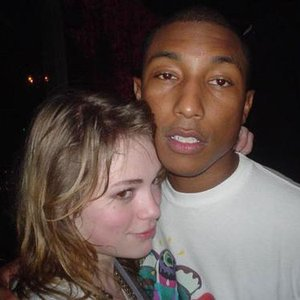 Imagem de 'Pharrel Williams & Uffie'