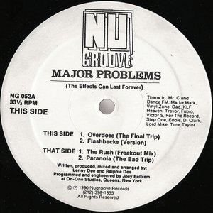 Image pour 'Major Problems'