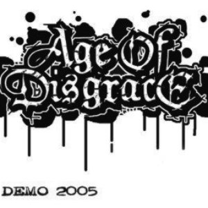 Image for 'AGE OF DISGRACE'