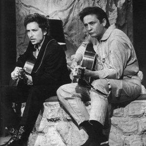 Image for 'Bob Dylan/Johnny Cash'