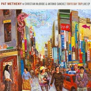 Imagen de 'Antonio Sanchéz; Christian McBride; Pat Metheny'
