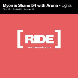 Image for 'Myon & Shane 54 with Aruna'