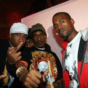 Image for 'Kanye West, Nas, Rakim, Krs One'