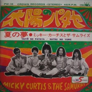 Image for 'Micky Curtis & The Samurais'
