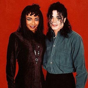 Image for 'Michael Jackson With Siedah Garrett'
