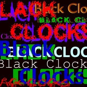 Image for 'Black Clocks'