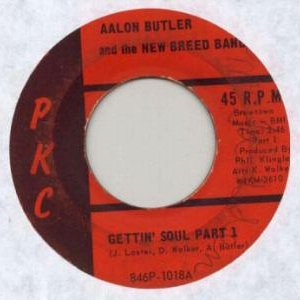 Image for 'Aalon Butler & The New Breed'