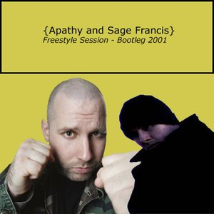 Image for 'Apathy & Sage Francis'
