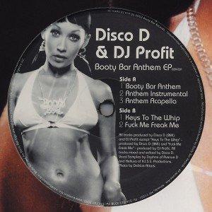 Image for 'Disco D & DJ Profit'