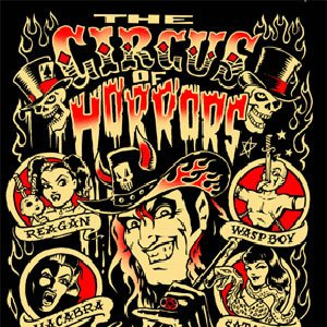 Image for 'Circus of Horrors'
