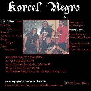 Image for 'Korcel Negro'
