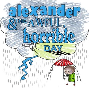 Immagine per 'Alexander And The Awful, Horrible Day'
