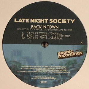 Image for 'Late Night Society'