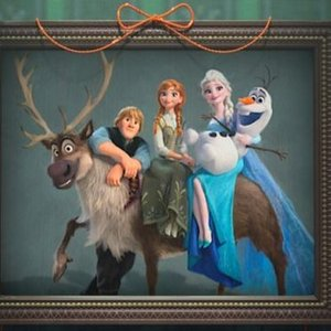 Image for 'Idina Menzel, Kristen Bell & The Cast of Frozen: El Reino del Hielo'