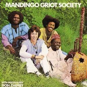 Immagine per 'Mandingo Griot Society'