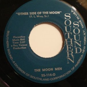 Image for 'The Moon Men'