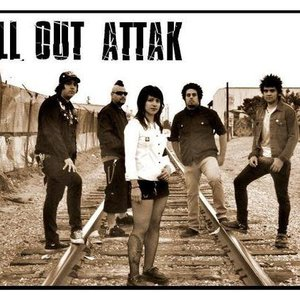 Image for 'All Out Attak'