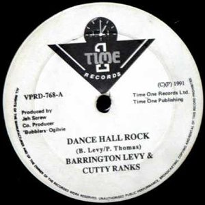 Immagine per 'Barrington Levy And Cutty Ranks'