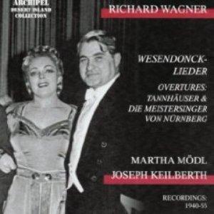 Imagem de 'Kölner Rundfunk-Sinfonie-Orchester, Joseph Keilberth, Martha Mödl'