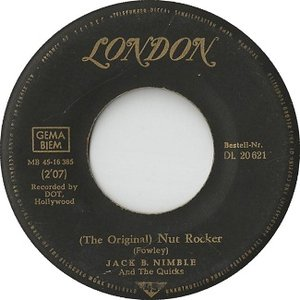 Image for 'Jack B. Nimble & The Quicks'