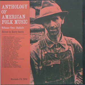 Immagine per 'Anthology of American Folk Music'