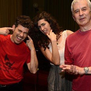 Image for 'Cibelle, Axel Krygier & Simon Limbrick'
