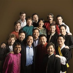 Immagine per 'Yo-Yo Ma & The Silk Road Ensemble'
