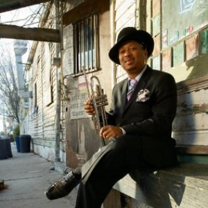 Image for 'Kermit Ruffins with the Rebirth Brass Band'